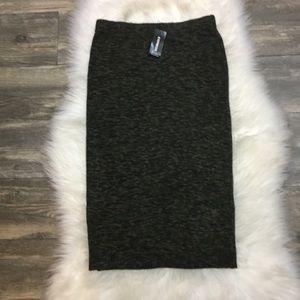 Express womans tube skirt